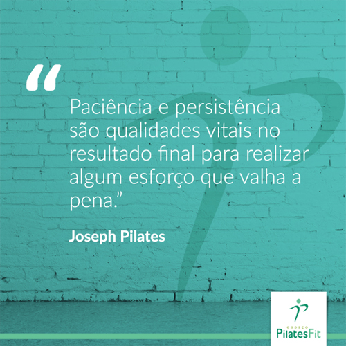 Suficiente Frase do Dia – Espaço Pilates Fit ZQ26